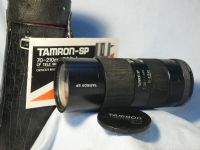 '       70-210MM AD2 SP 2 TOUCH -FAST- ' Tamron AD2 70-210MM Zoom Macro Lens -FAST- £34.99